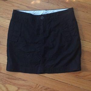 Gap blk skirt